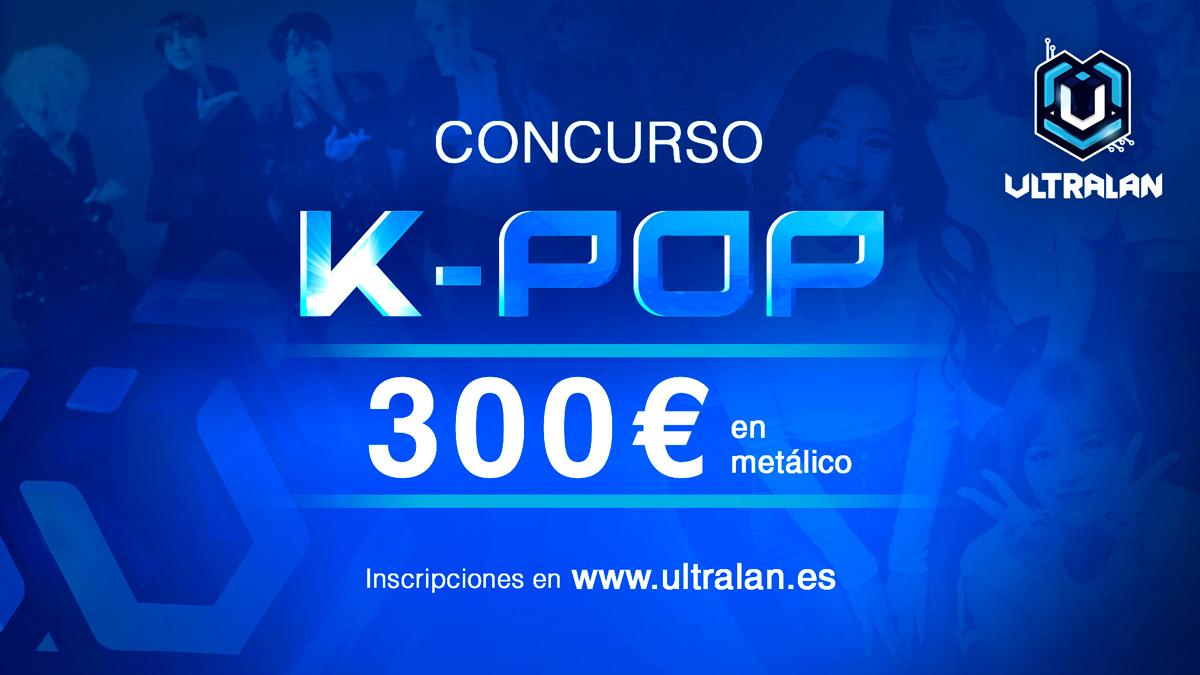 SELECCIONADOS EN EL CONCURSO DE K-POP