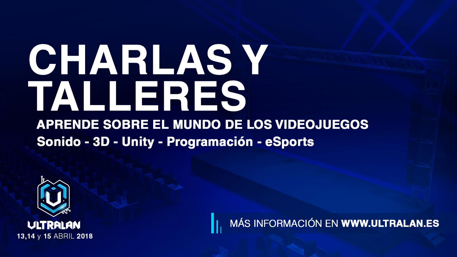 PARTICIPA EN LAS CHARLAS Y TALLERES DE ULTRALAN
